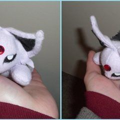 Espeon Palm Plush