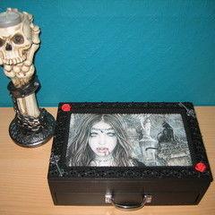Gothic Jewelry Box