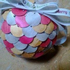 Colorful Scale Ornament (◕‿◕✿)