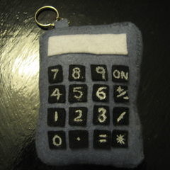Felt Plush Calculator
