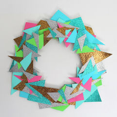 Geometric Wreath