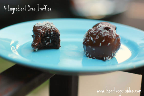 Easy Oreo Truffles · How To Make A Truffle · Cooking and Baking on ...