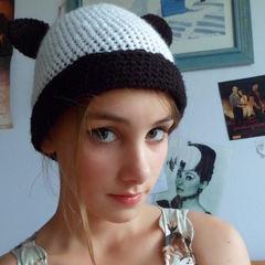 Panda Hat! ^ ^
