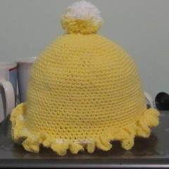 Baby Ruffle Hat