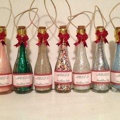 Sparkling Cider Ornaments