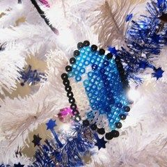 Rupee Christmas Ornaments