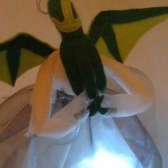 Cthulu Tree Angel