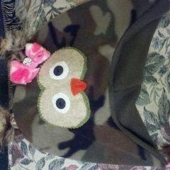 Owl Fleece Hat