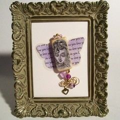 Butterfly Fairy Brooch