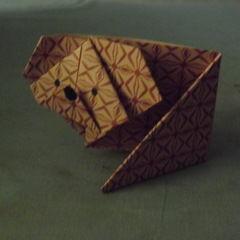 Origami Koala