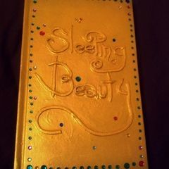 Sleeping Beauty Disney Notebook