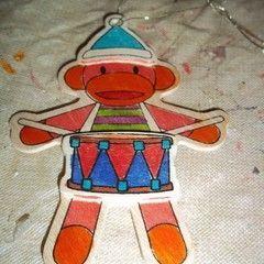 Little Drummer Monkey