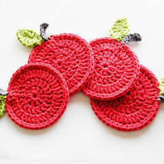 Square apple coaster2