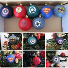 Geek Christmas Balls