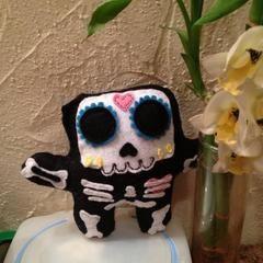 Dia De Los Muertos Plush