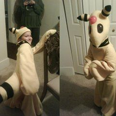 Ampharos Costume