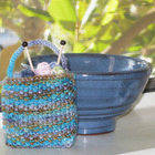 Miniature Knitting Bag