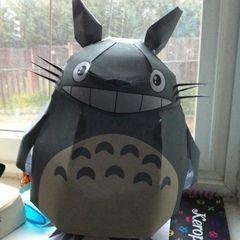 Totoro Paper Craft