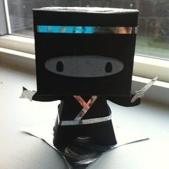 Ninja Paper Craft