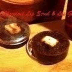 Hot Chocolate Lip Scrub & Lip Gloss