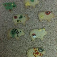 Geeky Pig Cookies