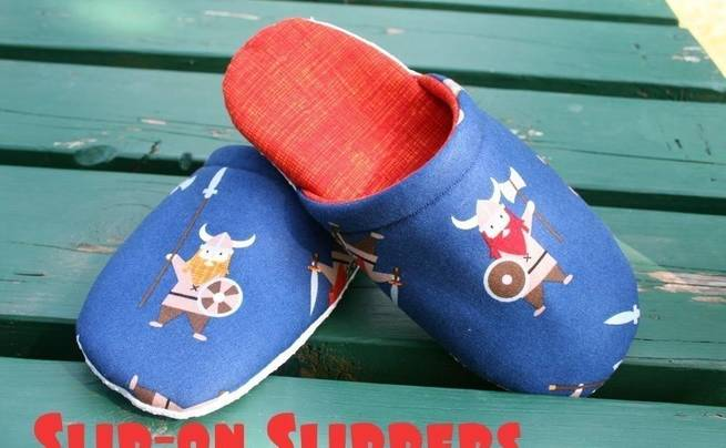 Slip On Slippers