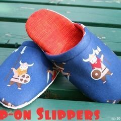 Slip On Slippers