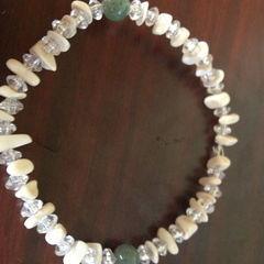 Rock Bead Bracelet