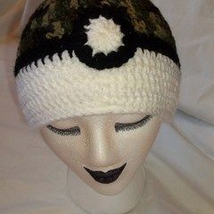 Crochet Safari Ball Inspired Beanie