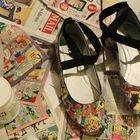 How To Make Your Own Comic Shoes