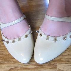 Spike Studded Shoes