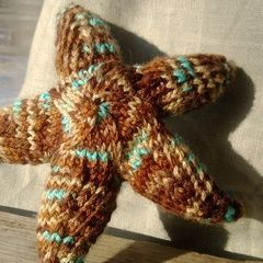 Knit Starfish