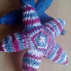 Knit Starfish