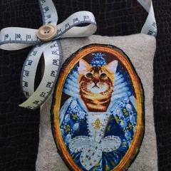Decorative Cat Pillow