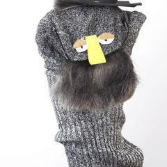 Sock Puppet Abraham Lincoln