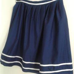 Nautical Skirt   Captain