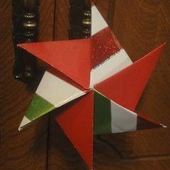 Septima Star Ornament