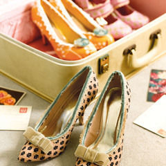 Fabulous Fabric Covered Shoes