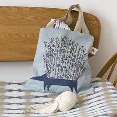 Hedgehog Craft Bag