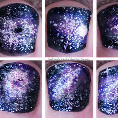 Space Nails!