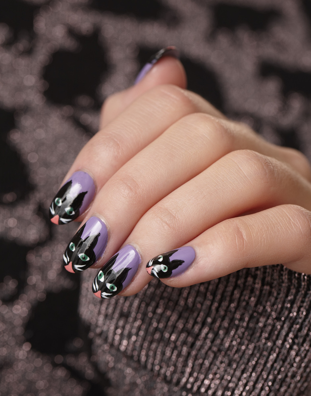 Crazy Cat Woman Nails · Extract From Polish You Pretty By
