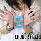Triangle Ladder Necklace