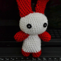 Peppermint Bunny :D
