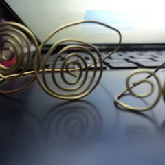 Swirly Jewelry