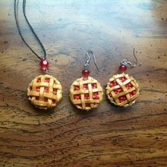 Cherry Pie Charms