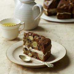 Apple & Rye Cake
