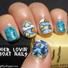 Sailboat Nails