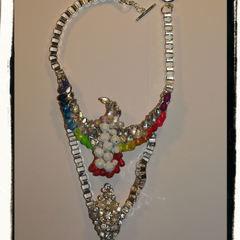 Beads Of A Bird