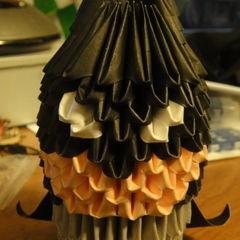 3 D Modular Origami Batman