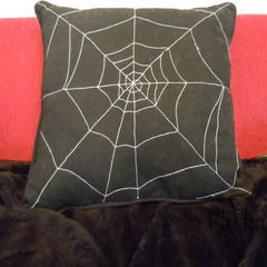 Spiderweb Cushion
